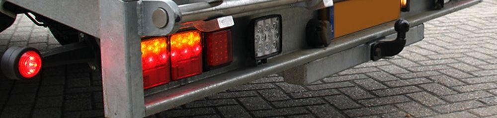 LED verlichting   Masta Aanhangwagens