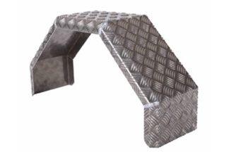 Spatborden Aluminium