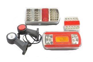Led Lampen Aanhangwagen : Aanhanger verlichting masta aanhangers masta aanhangwagens