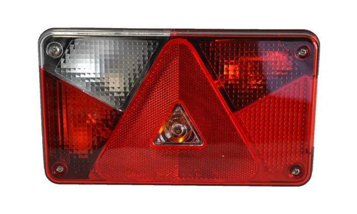 Aspock Multipoint 5 achterlicht Links