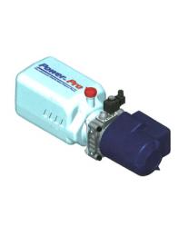 OMFB elektrische hydrauliekpomp met kunststof tank 12V