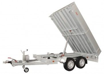 Anssems KSX 2500kg Handpomp 305x178cm
