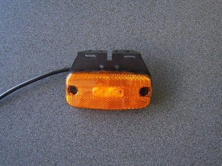 ZIJMARKERING OPBOUW LED