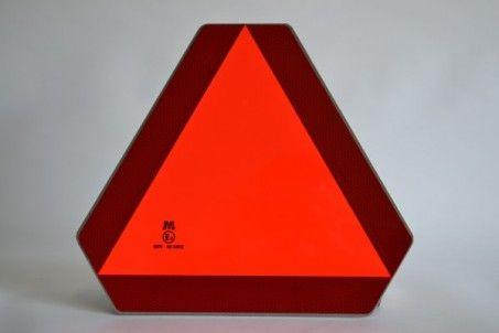 Markeringsbord driehoek
