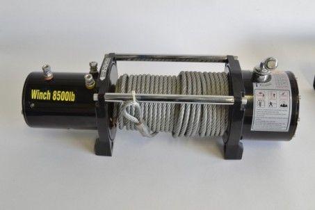 Lier elektrisch 24V 8500 LBS