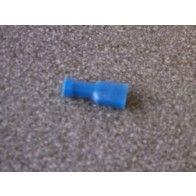 Kabelschoentjes isolerend blauw 1,5/2,5 mm