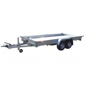 Anssems AMT 2500kg 407x180cm aanhangwagen