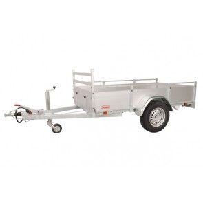 Anssems BSX 1350kg 205x120cm Aanhangwagen Product