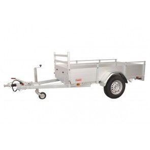 Anssems BSX 1350kg 251x130cm Aanhangwagen