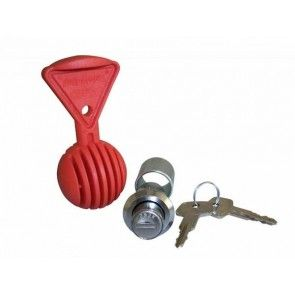 AL-KO slot en safetyball voor koppeling AK301/351