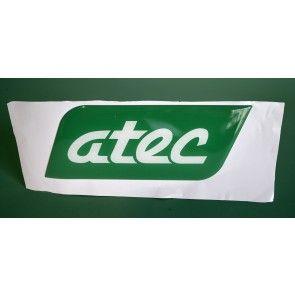 Logo Atec Sticker