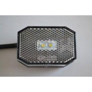 Aspock flexipoint breedtelicht wit LED