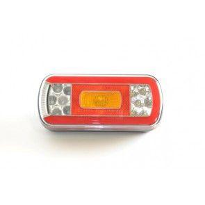 Fristom achterlicht LED 12-36V snelaansluiting met achteruitrijlicht rechts