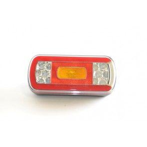 Fristom achterlicht LED 12-36V snelaansluiting met mistlamp links