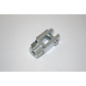 Gaffel M10 L=40mm Ø=10mm voor gasveer