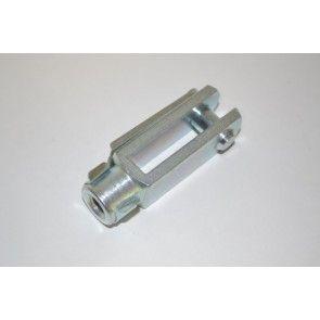 Gaffel M10 L=60mm Ø=10mm voor gasveer