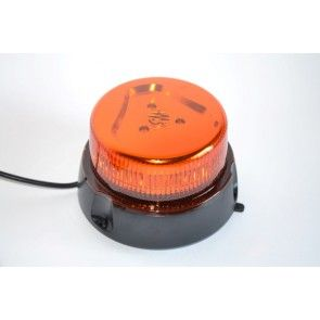 Zwaailamp LED magneet oranje