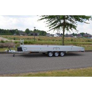 Vlemmix plateauwagen tridem 625x213cm