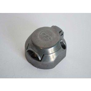 FEP stekkerdoos 7 polig aluminium