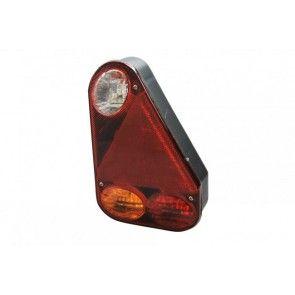 Aspock Earpoint 3 achterlicht met achteruitrijlicht rechts