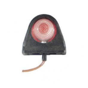 Geka markeringslamp zij-montage