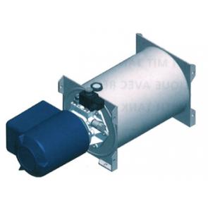 OMFB elektrische hydrauliekpomp met stalen tank 12V