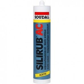 Soudal Kit Siliconen Grijs 310ml