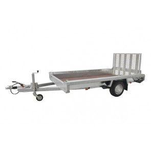 Anssems Terrax 1 enkelasser machinetransporter