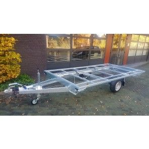 Vlemmix Tiny-House Chassis TH395 395x201cm enkelasser