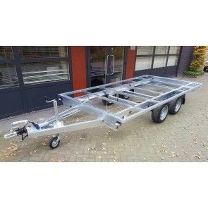 Vlemmix Tiny-House Chassis TH540 542x224cm tandemasser