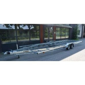 Vlemmix Tiny-House Chassis TH840 840x244cm tandemasser
