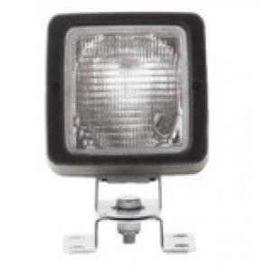 Werklamp Vierkant