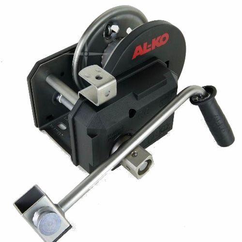 AL-KO Lier 901A Plus 900kg geremd met afneembare slinger en afrolautomaat