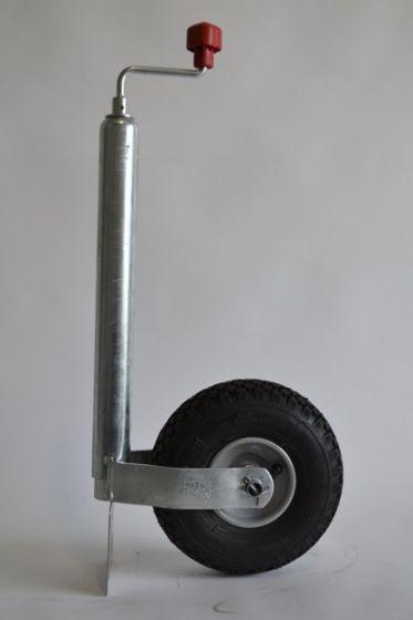 AL-KO neuswiel vast 260x85 luchtband rond 48 mm 250 kg