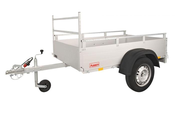 Anssems GT-R 500kg 181x101cm