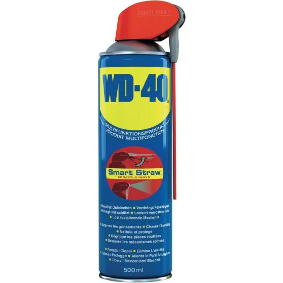 WD40 500ml met smart straw