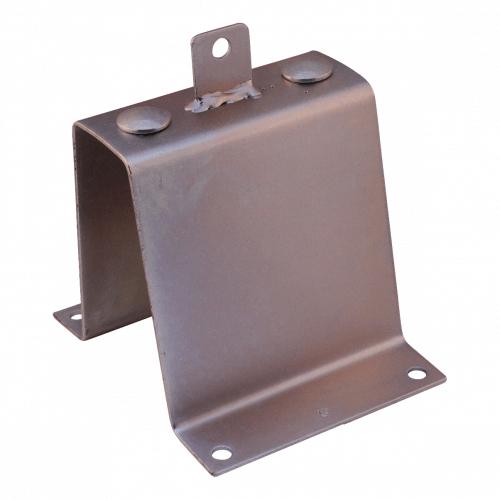 Reservewiel steun voor aanhangwagen