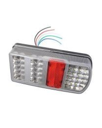 Universeel LED achterlicht met snelaansluiting rechts