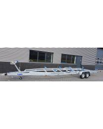 Vlemmix Boottrailer 3500kg 1000x255 cm
