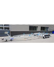 Vlemmix Boottrailer 3500kg 1000x255cm Tridemas