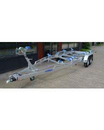 Vlemmix Boottrailer 3500kg 780x221 cm