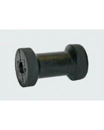 AL-KO kielrol 75x126 mm asgat 21,5 mm