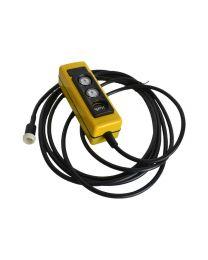 AL-KO 2-knops afstandsbediening met 4m kabel