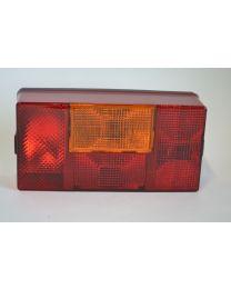 Hella stopachterlicht met mistlicht links