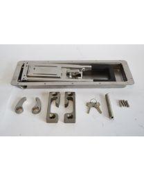 Furgocar Inbouwsluiting 16 mm RVS