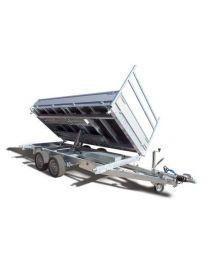 Henra KP273518 3-zijdige elektrische kipper 2700kg 351x185