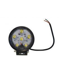 LED werklamp 18W rond
