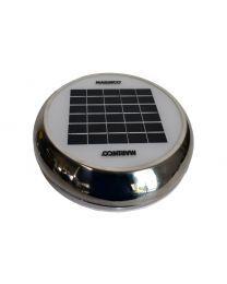 Dakventilator RVS zonne-energie