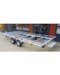 Vlemmix Tiny-House Chassis Plateauwagen TH540 542x244cm