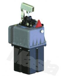 OMFB hydraulische handpomp dubbelwerkende cilinder